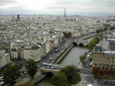 Paris - Ville de Lumière