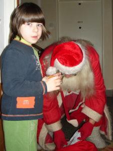 Mamaaa, došao Deda Mraz