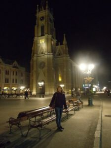 Ispred katedrale, Novi Sad 9.10.2010. foto by Walter