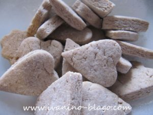 kamenčići u prah šećeru