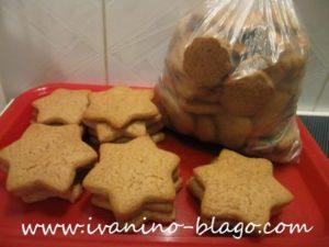 gingerbread kamenčići sa medom