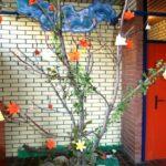 stiglo proleće, procvetalo drvo