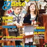 majski broj časopisa Roditelj & dete