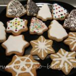 Gingerbread keksići, Srećna Nova 2013.